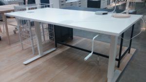 Crank Standing Desk