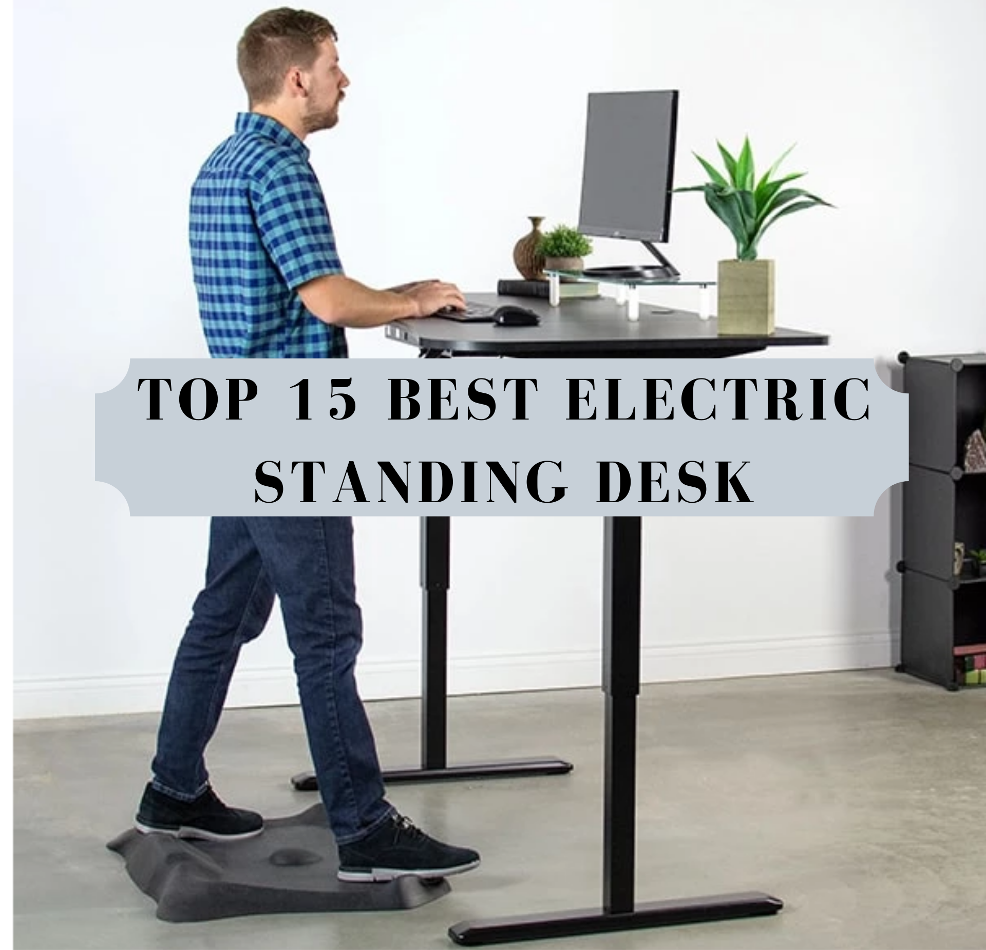 Picture of: Best Electric Standing Desks 2020 Healthy Body Mind And Spirit