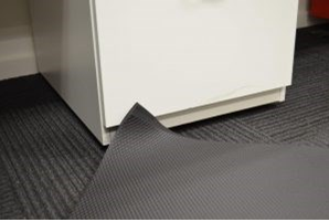 Anti Fatigue Mat With Curl Edge